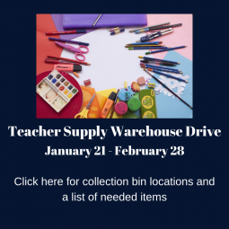 Annual Supply Drive